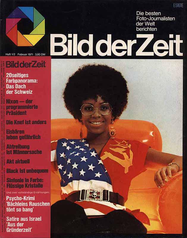 Bild der Zeit Nr.1 von 1971