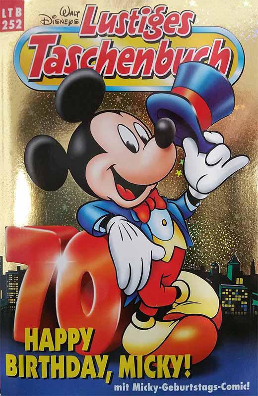 70 Jahre Micky Maus 1998