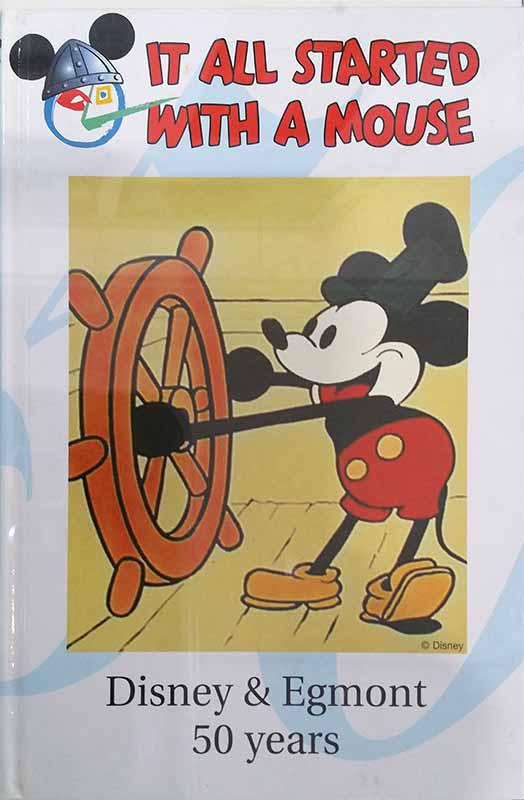 50 Jahre Disney und Egmont 1998