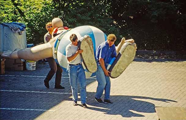 Asterix-Promo-Tour 1996